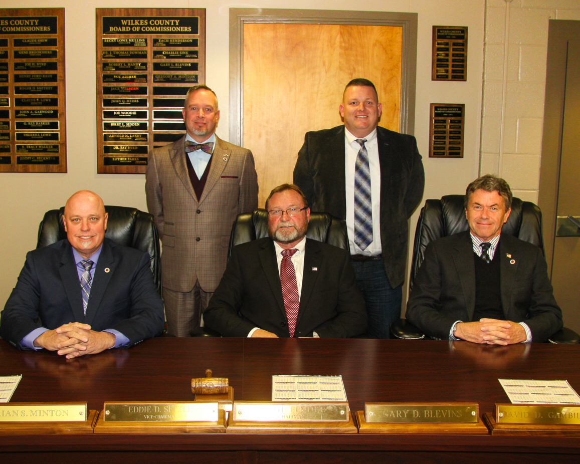 2019 Board of Commissioners